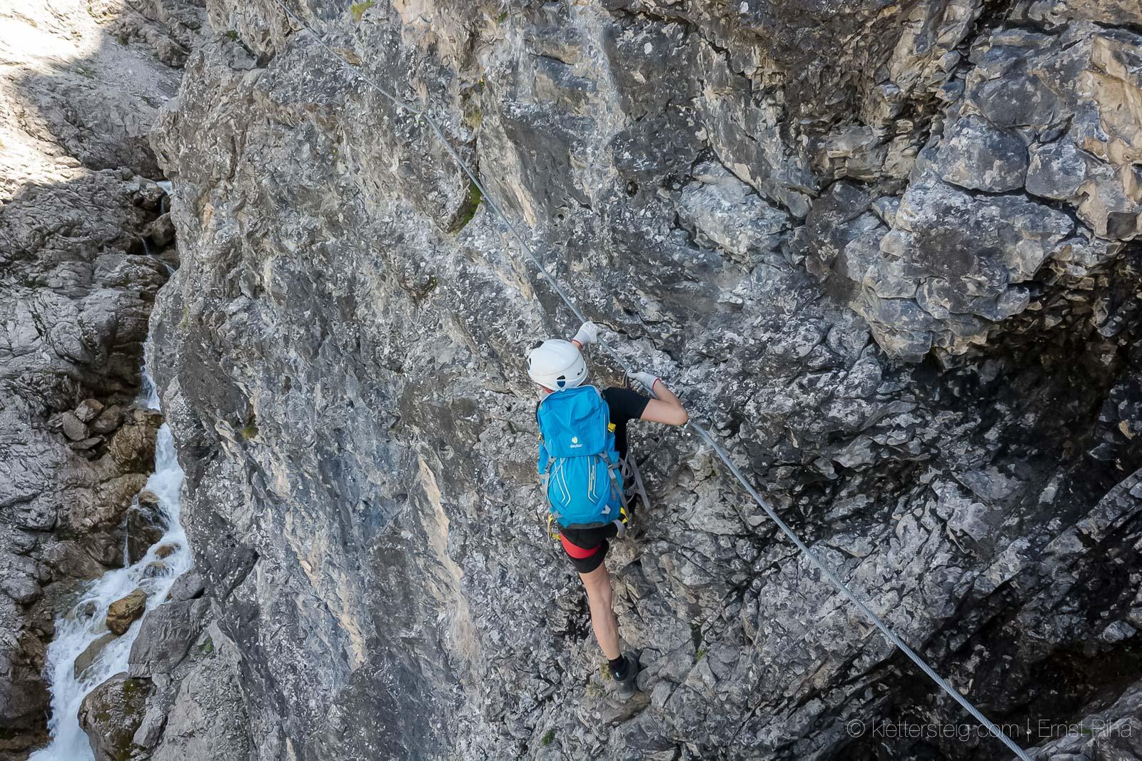 Hanauer Klettersteig
